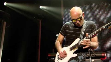 "JOE SATRIANI ""SATCHURATED"" 3D CONCERT FILM AUSTRALIA MARCH 7th 2012"