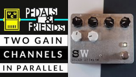ORION Effekte Schwarz Weiß SW Parallel Overdrive / Booster :::dEMO::: genre-mix-song Schwarzweiss