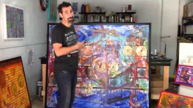 Serj Tankian - Disarming Time Paintings