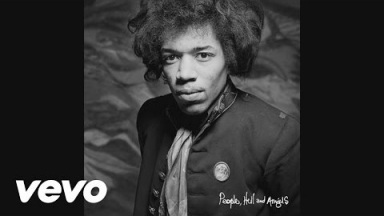 Jimi Hendrix - Somewhere (Audio)