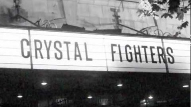 CRYSTAL FIGHTERS MAY 2013 EUROPEAN TOUR TRAILER