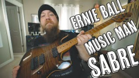Ernie Ball Music Man Sabre - Demo