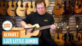 Alvarez LJ2E Little Jumbo | The Perfect Travel Guitar | SOUND BITES