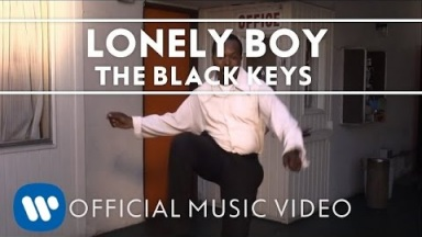 The Black Keys - Lonely Boy (Official Music Video)