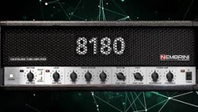 8180 Monster Tube Guitar Amplifier Plugin