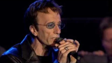 Robin Gibb - I've Got To Get A Message To You (With the Frankfurt Neue Philharmonic Orchestra)
