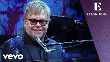 Elton John - Wonderful Crazy Night - Live