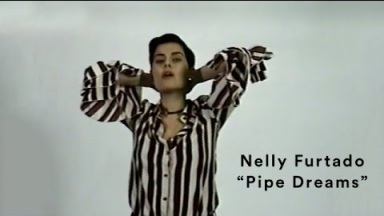 Nelly Furtado: ?Pipe Dreams? (Official Music Video)