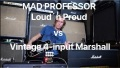 Mad Professor Loud´n Proud first teaser video by Marko Karhu