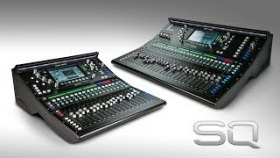 Introducing Allen & Heath SQ Digital Mixers