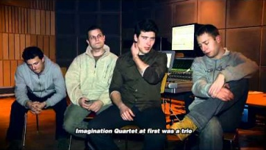 "Imagination Quartet "" Basilisk's Race 2010 EP"" making of by Paweł Gołębiowski"