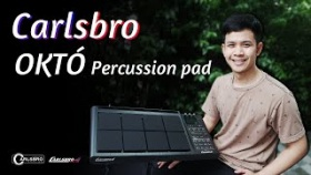 ????????????????? OKTO Percussion pad ????????