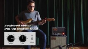 Dan Phelps Demos the Benson Amps Earhart