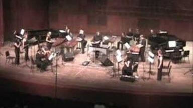 Music for 18 Musicians by Steve Reich - Beginning