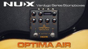 Introducing NUX Optima Air