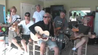 Kevin Costner & Modern West - REHEARSAL IN THE ROCKIES