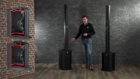 This is POLAR 12 by HK Audio | Your new columnar sound system!