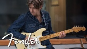 Fender prezentuje model Eric Johnson Signature Stratocaster