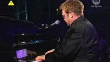 Elton John - Sorry Seems To Be The Hardest Word - Sopot