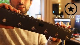 Blackstar Live Logic Review + How To Set Up / Use (Midi Foot Controller!)