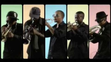 "Hypnotic Brass Ensemble: ""War"""