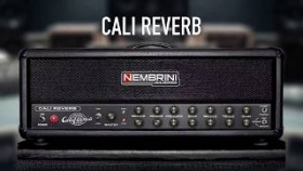 Cali Reverb Modern High Gain Guitar Amplifier Plugin