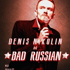 Denis Nikolin - Bad Russian
