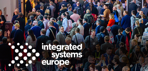 Integrated Systems Europe 2021