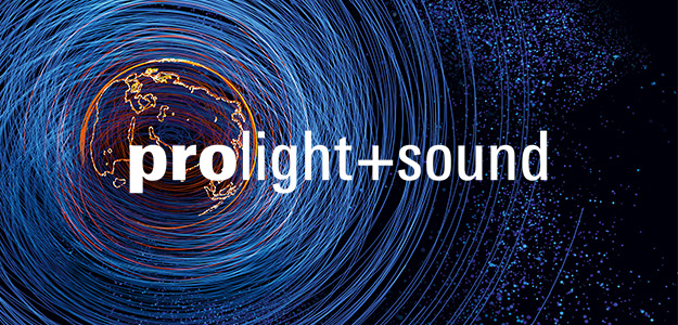 Prolight+Sound 2021