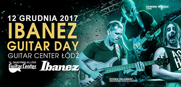 IbanezGuitar Day 2017